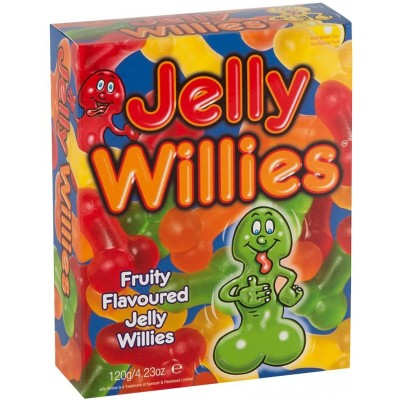 Candy Gummy Willie