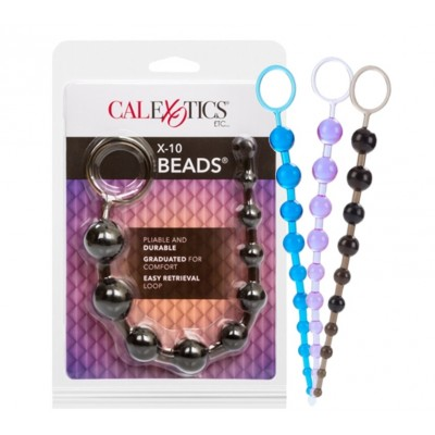 Perles Anales X-10 Beads