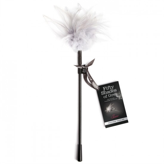 Plume FSOG Feather Tickler - Tease