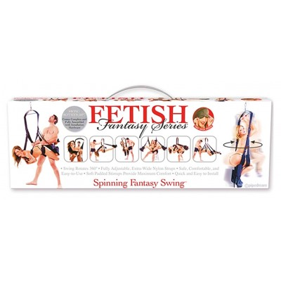 Positions Kit Fetish - Fantasy Spinning Swing