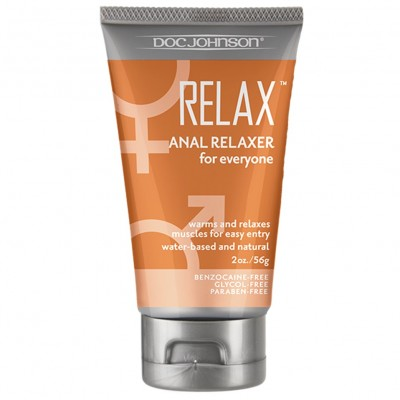 Lotion Anal - Relaxer